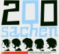 Mobile Preview: 200 Sachen - EP - 12""