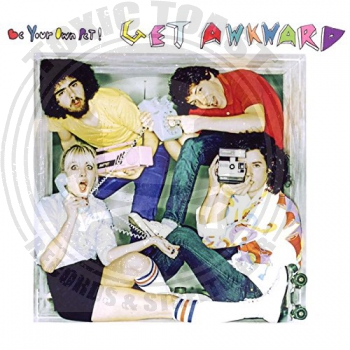 Be Your Own Pet - Get Awkward - CD
