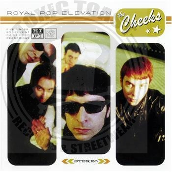 The Cheeks - Royal Pop Elevation - CD