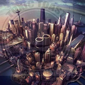 Foo Fighters - Sonic Highways - CD