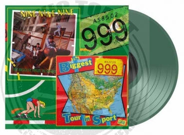 999 ‎– The Biggest Prize In Sport / The Biggest Tour In Sport - Limited 2LP