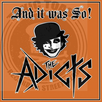 The Adicts - And it was So! - LP