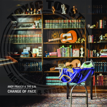 Andy Frasco & The U.N. - Change Of Pace - LP