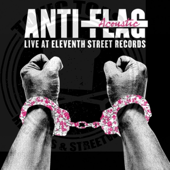 Anti-Flag - Live Acoustic At 11th Street Records - LP