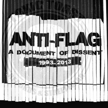Anti-Flag - A Document Of Dissent 1993-2013 - 2LP