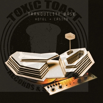 Arctic Monkeys ‎– Tranquility Base Hotel + Casino - LP