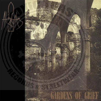 At The Gates - Gardens Of Grief - 10""