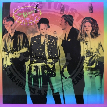 The B-52's ‎– Cosmic Thing - LP