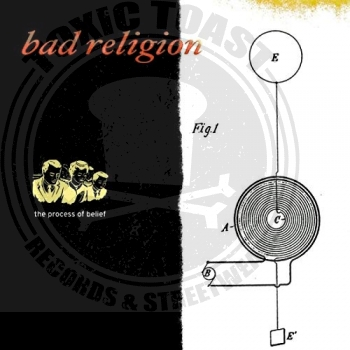 Bad Religion - The proces of belief - Limited LP