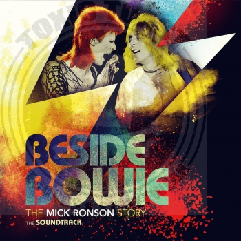 Soundtrack – Beside Bowie: The Mick Ronson Story - 2LP