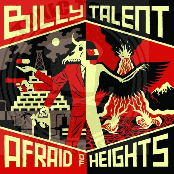 Billy Talent - Afraid Of Heights - LP
