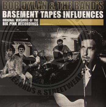 Various ‎– Bob Dylan & The Band's Basement Tapes Influences - 2LP