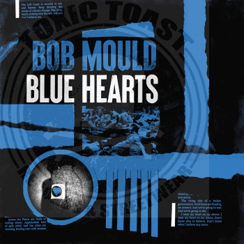 Bob Mould - Blue Hearts - Limited Tri-Color LP