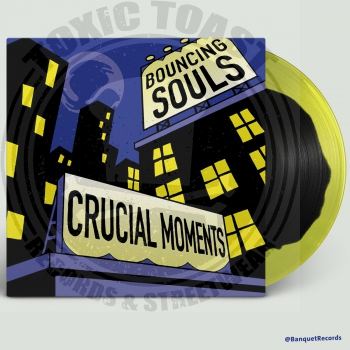The Bouncing Souls - Crucial Moments - 12""