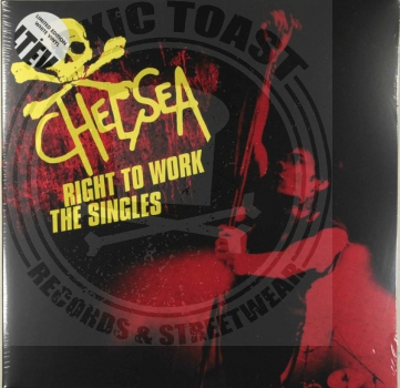 Chelsea - Right To Work The Singles - 2LP