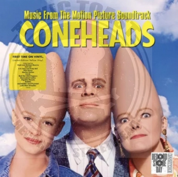 Soundtrack - Coneheads - LP