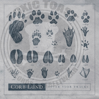 Corb Lund - Cover Your Tracks - LP
