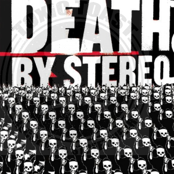 Death By Stereo - Into The Valley Of Death - LP