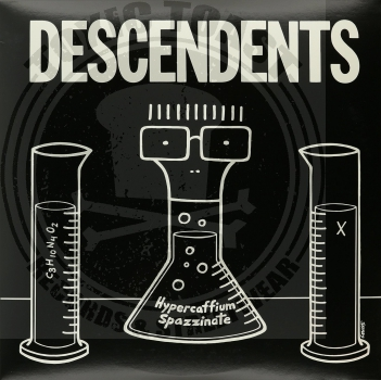 Descendents - Hypercaffium Spazzinate - LP
