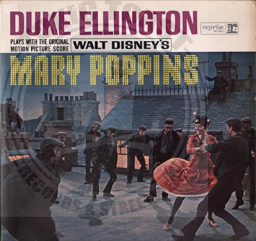 Duke Ellington ‎– Plays With The Original Motion Picture Score Mary Poppins - LP