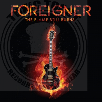 Foreigner - The Flame Still Burns - 10""