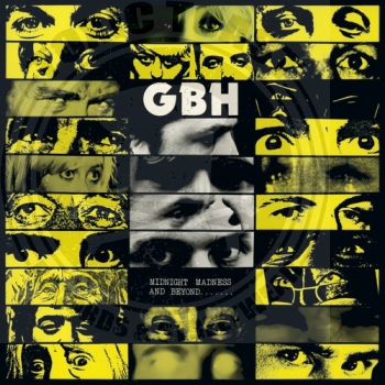 G.B.H. - Midnight Madness And Beyond... - LP