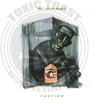 Hot Water Music - Caution - LP