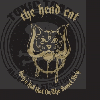 The Head Cat ‎– Rock'n'Roll Riot On The Sunset Strip - LP