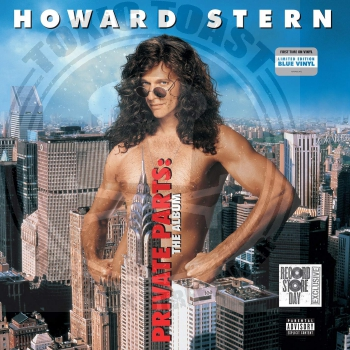Soundtrack - Howard Stern Private Parts: The Album - 2LP