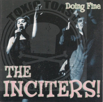 The Inciters - Doing Fine - LP