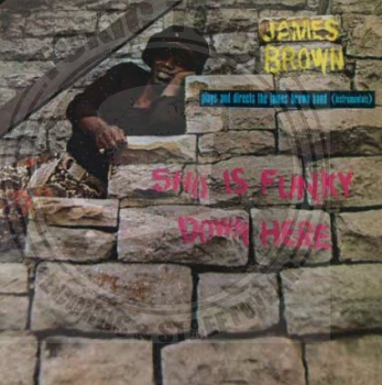 James Brown - Sho Is Funky Down Here - LP