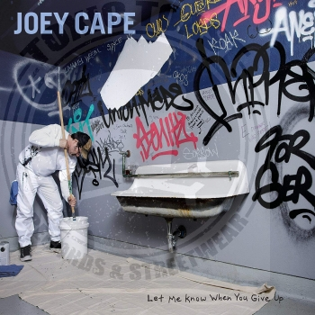 Joey Cape - Let Me Know When You Give Up - LP