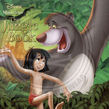 Soundtrack - Music From The Jungle Book - LP