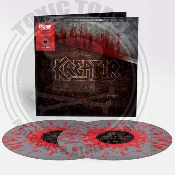 Kreator - Under The Guillotine - Limited 2LP