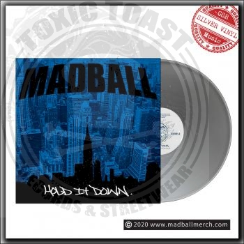 Madball - Hold It Down - Silver LP