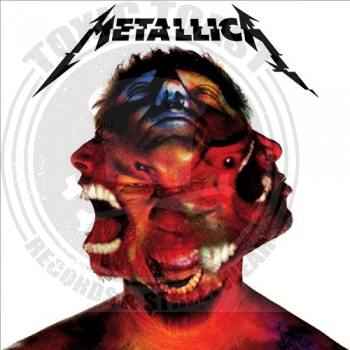 Metallica - Hardwired... To Self-Destruct - LP Deluxe Edition