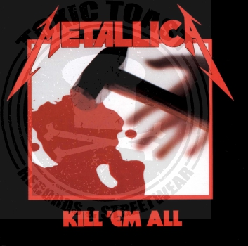 Metallica - Kill 'Em All - LP
