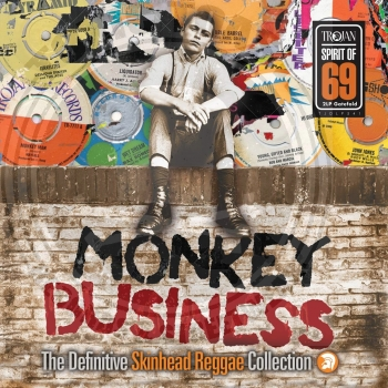 Various - Monkey Business (The Definitive Skinhead Reggae Collection) - 2LP