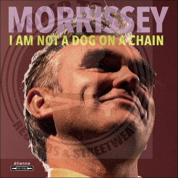 Morrissey - I Am Not A Dog On A Chain - Red LP