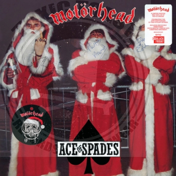 Motörhead - Ace Of Spades - Limited 12""