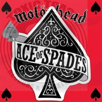 Motörhead - Ace Of Spades - Shape 7""
