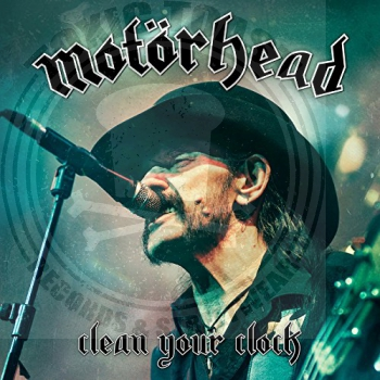 Motörhead - Clean Your Clock - LP
