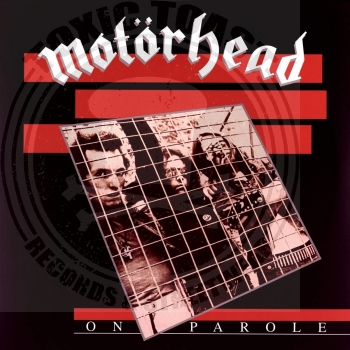 Motörhead - On Parole - 2LP