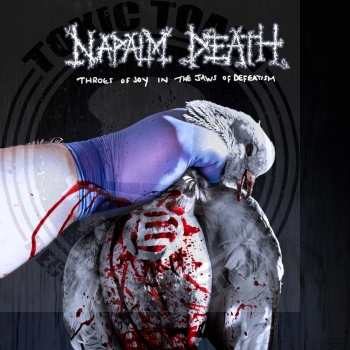 Napalm Death ‎– Throes Of Joy In The Jaws Of Defeatism - LP