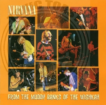 Nirvana ‎– From The Muddy Banks Of The Wishkah - 2LP