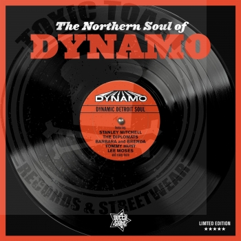 Various - The Northern Soul of Dynamo - LP