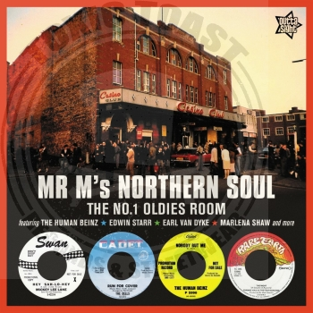 Various - Mr M's Northern Soul: The No 1 Oldies Room - LP