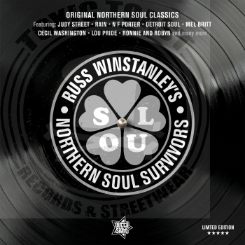 Various - Russ Winstanley's Northern Soul Survivors - LP