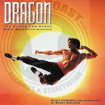 Soundtrack - Dragon: The Bruce Lee Story - LP
