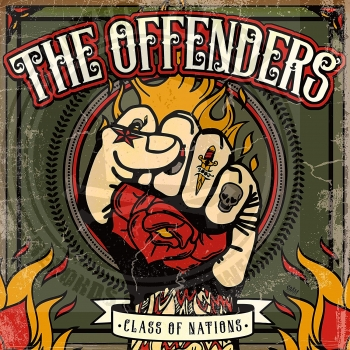 The Offenders - Class Of Nations - LP